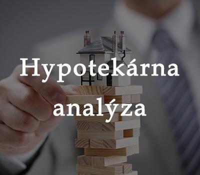 Hypotekárna analýza, hypotekárny úver